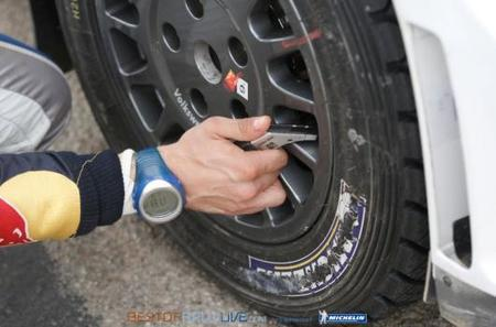 michelin wrc tyres