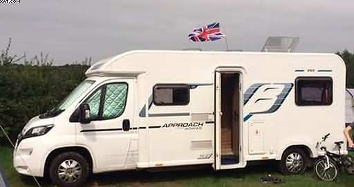 All tyred out-Motorhome tyres