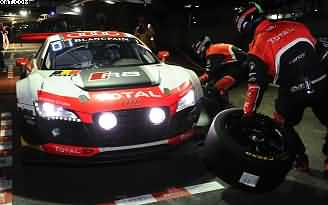 Pirelli's Tyres Massive Event