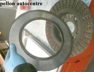 brakes grinding