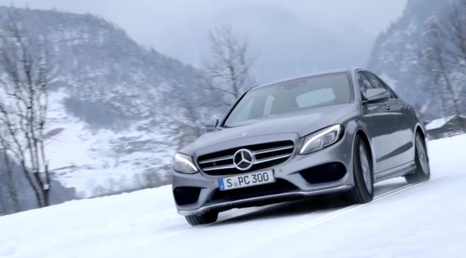Mercedes-Benz Switching Winter Tyres-Mercedes-Benz UK