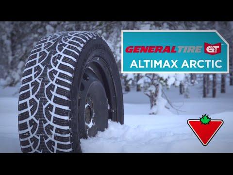 General Tyre Altimax Arctic