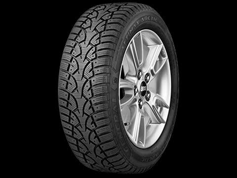 General Altimax Arctic-Starring in this Winter Tyre Test featuring a Toyota Camry