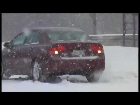 Honda Civic Winter Tyres