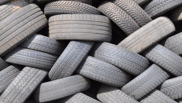 Old tires find new life as cleaner alternative to diesel