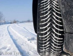 HOW TO DRIVE ON WINTER TYRES