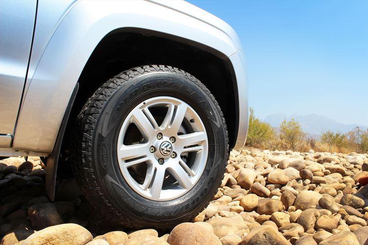 Goodyear Wrangler Latest Tyre