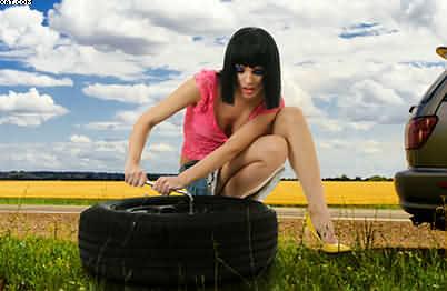 Correct Tyre Pressures