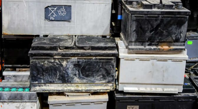 Scrap car battery-What to do with your old scrap car battery – Independent Online