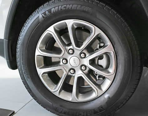 MICHELINS Experience Puts the CrossClimate tyre through its Paces a great Video